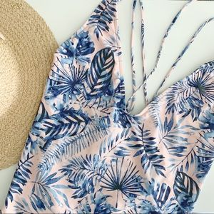Tropic Oasis One Piece